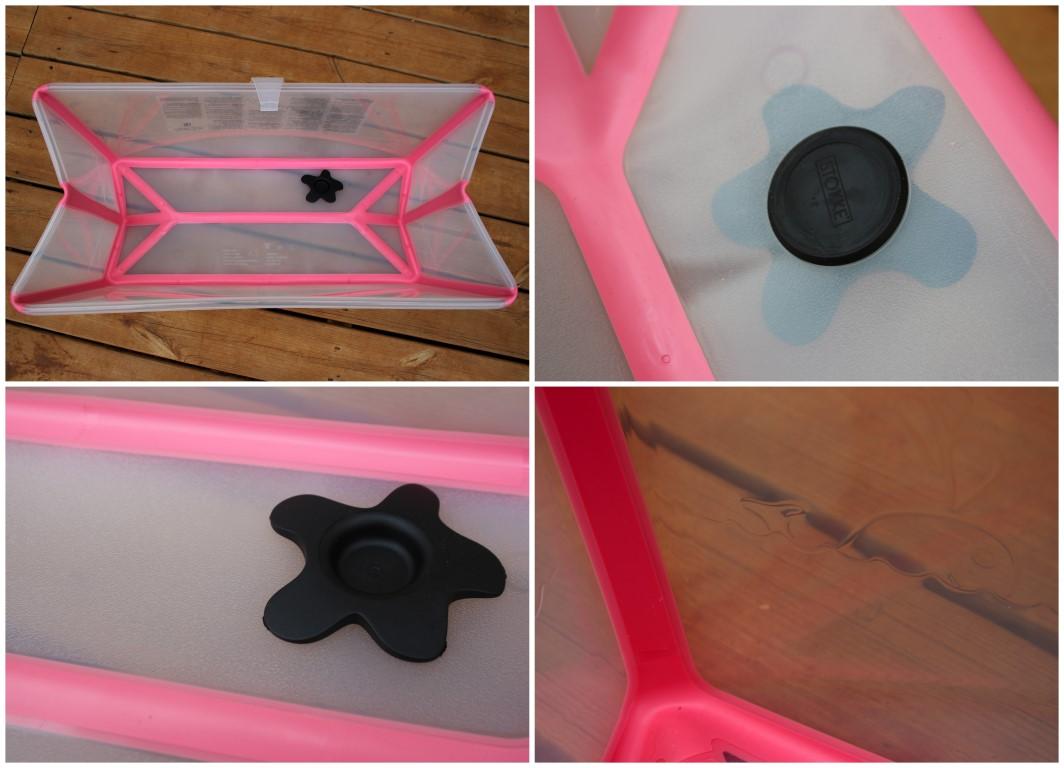 Gebruiksaanwijzing Stokke Flexi Bath - Flexibel babybadje
