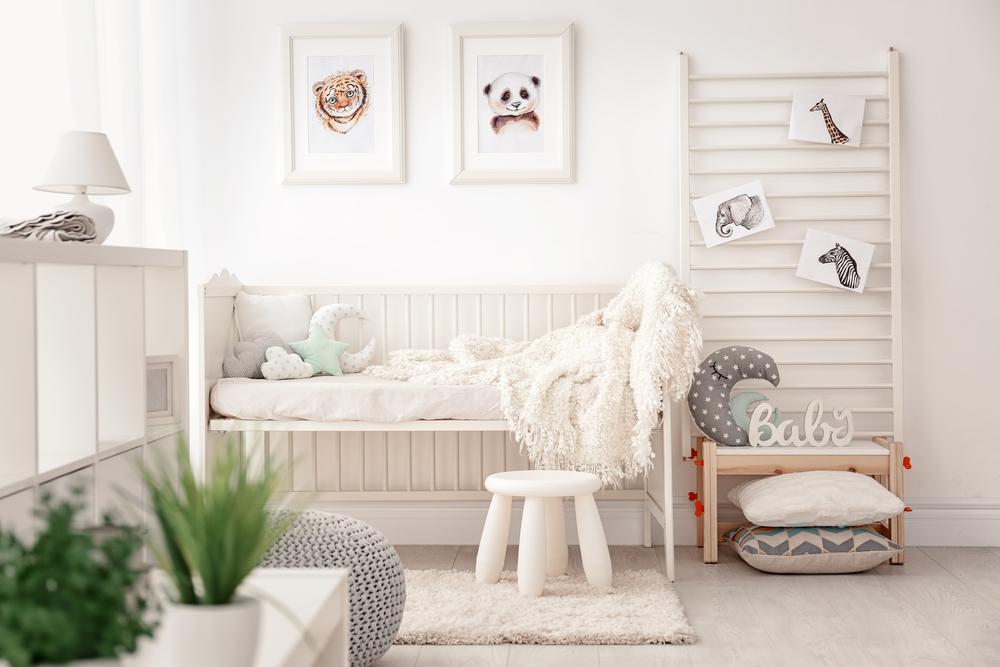 gordijnen raamdecoratie babykamer peuterkamer