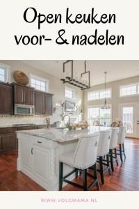 Open keuken: alle voordelen en nadelen in een overzicht