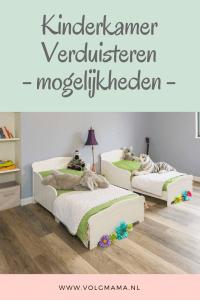 Babykamer en kinderkamer verduisteren - mogelijkheden en tips