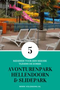 Waterpark & Slidepark in Nederland - Avonturenpark Hellendoorn