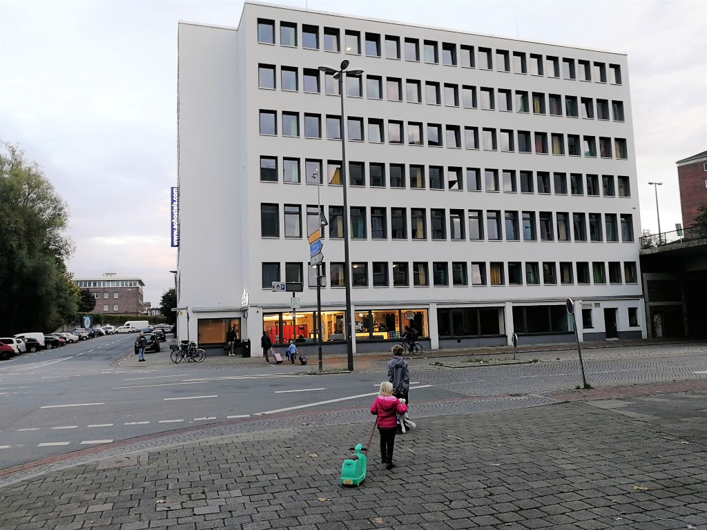 A&O bremen hauptbahnhof met kinderen - Review