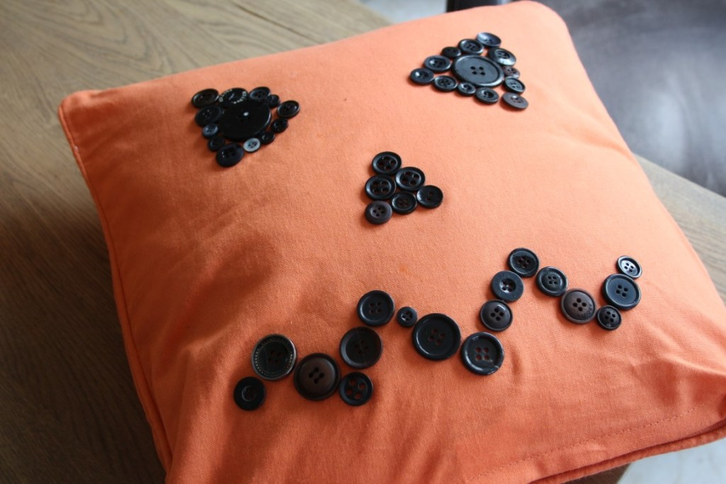 Halloween DIY knutselen home deco