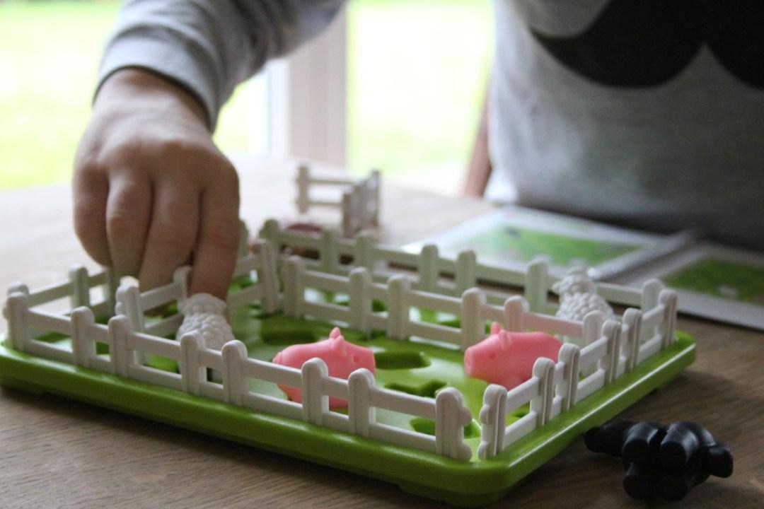 Ervaring Smart Farmer spel van Smart Games