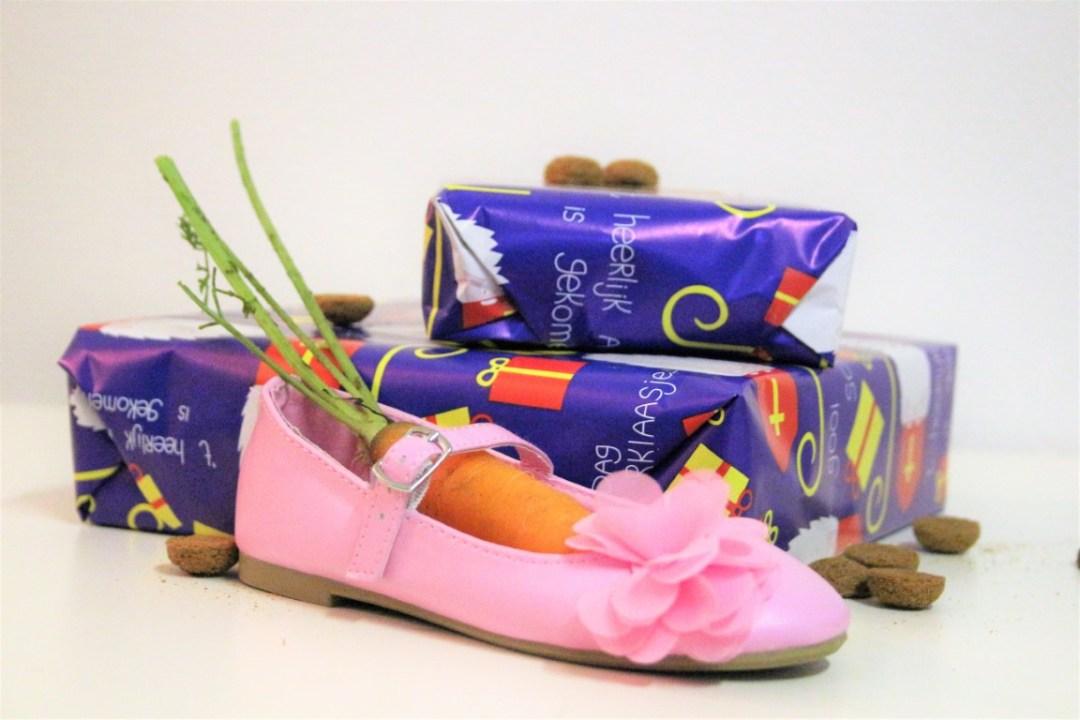 Sinterklaas schoencadeau tips voor kleuters