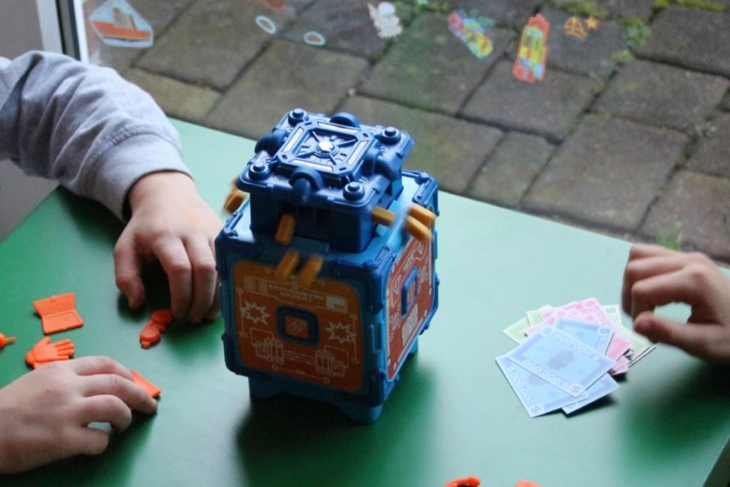 Bank Attack Megableu Spelregels Gezelschapsspel Kraak de kluis