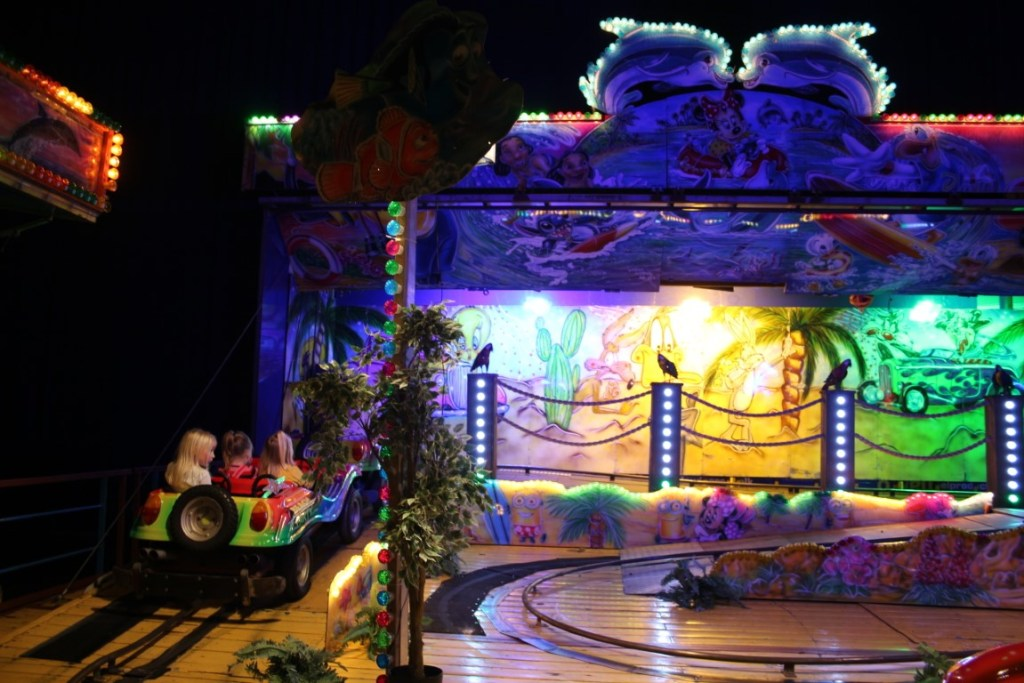 Kerstcircus Ahoy Indoor Kermis Rotterdam