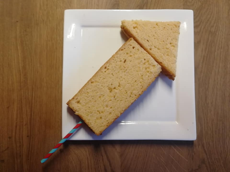 vuurpijl cake