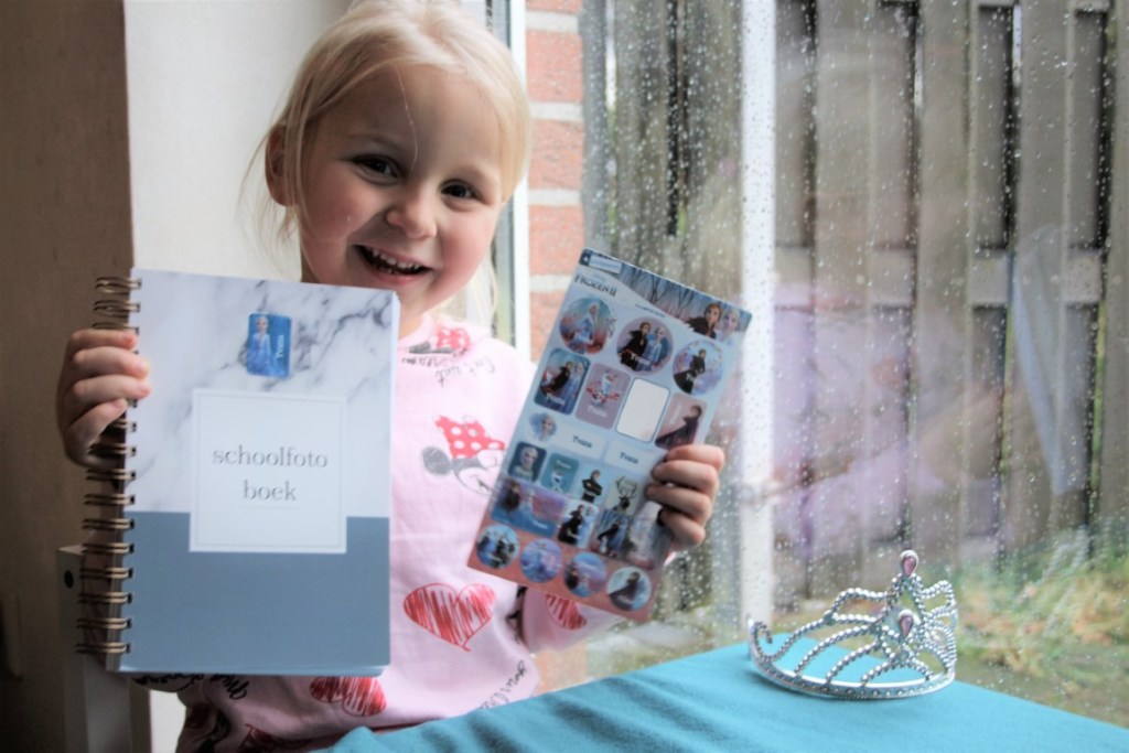 Review Goedgemerkt Disney Frozen Naamstickers