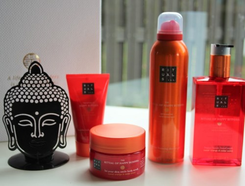 Review Rituals Ritual of Happy Buddha
