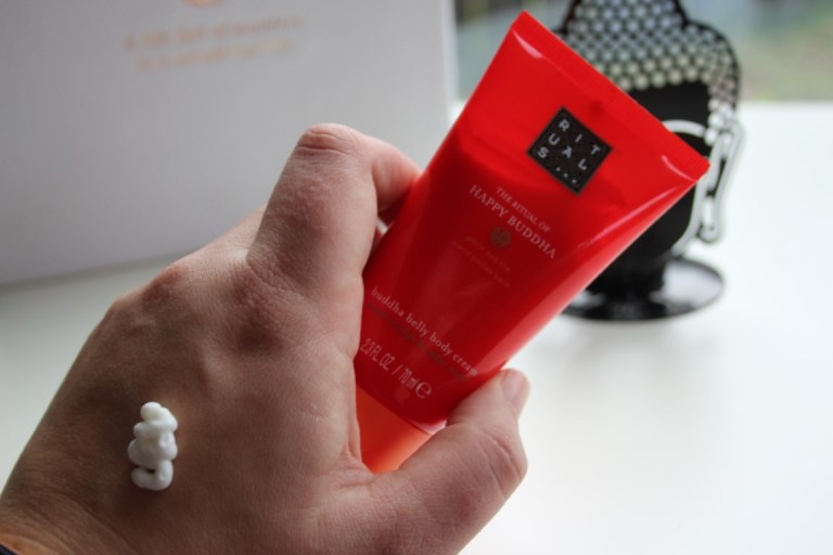 Rituals The Happy Buddha bodylotion review