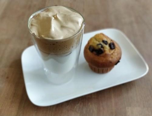 Dalgona Coffee recept zonder suiker