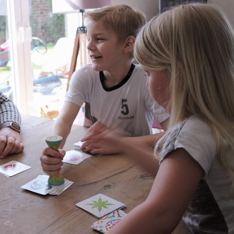 Jungle Speed met kinderen - Review Asmodee
