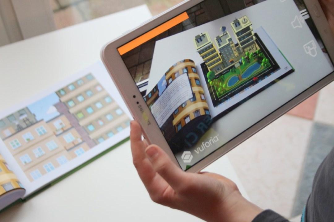 Leukste Augmented Reality AR kinderboeken