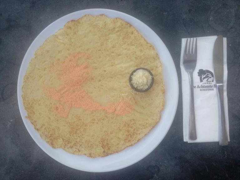 Zwarte Kaat pannenkoek