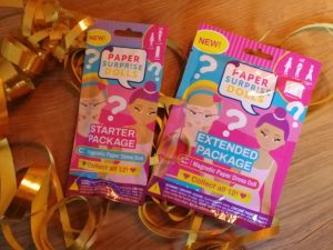 Paper Surprise Dolls Unboxing en Review