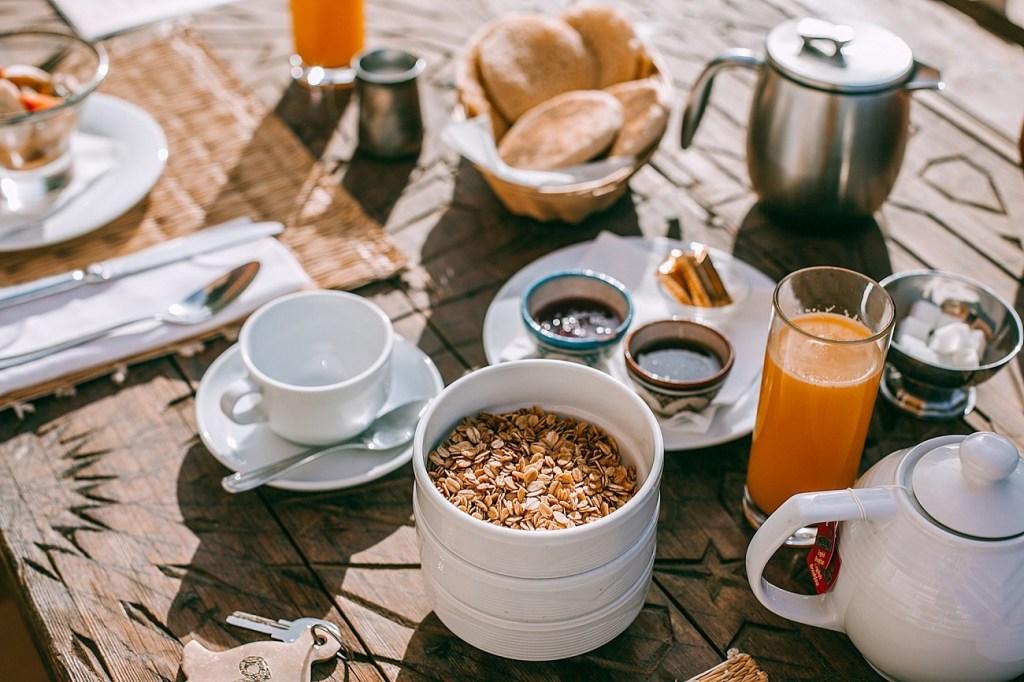 luxe ontbijt moederdag voor mama