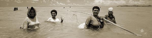 Fijian cultural visit with Volivoli Beach Resort, Fiji