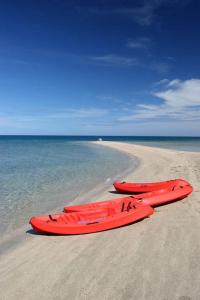 Sports and watersports at Volivoli Beach Resort, Fiji