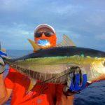 Nice little yellowfin