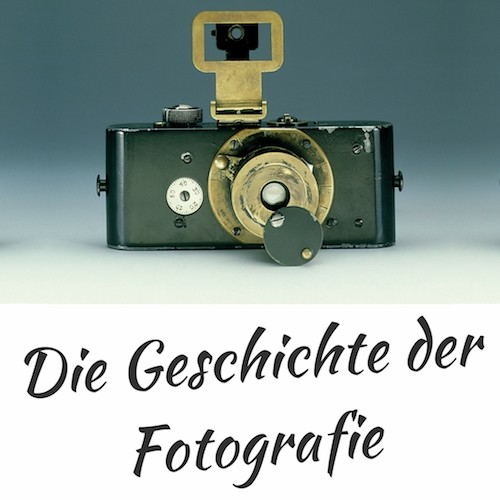 Volker Rastel  Die Geschichte der Fotografie [Infografik] Fotografieren