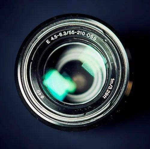 SEL55210-Objektiv