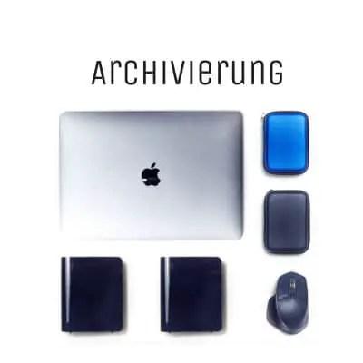 Archivierung Empfehlung
