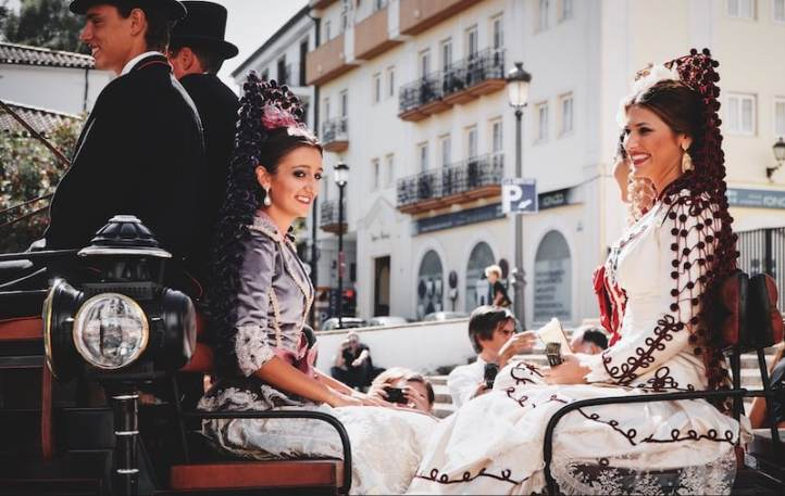 Sony 18-104 (SEL18105) - Stadtfest in Ronda, Spanien