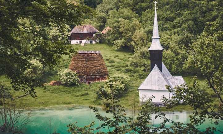 Geamana, das versunkene Dorf Rumäniens