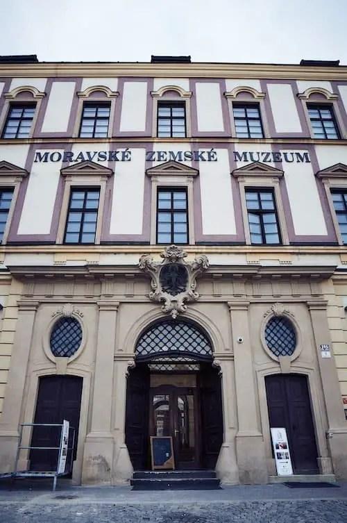 Brünn - Museum am Kohlmarkt