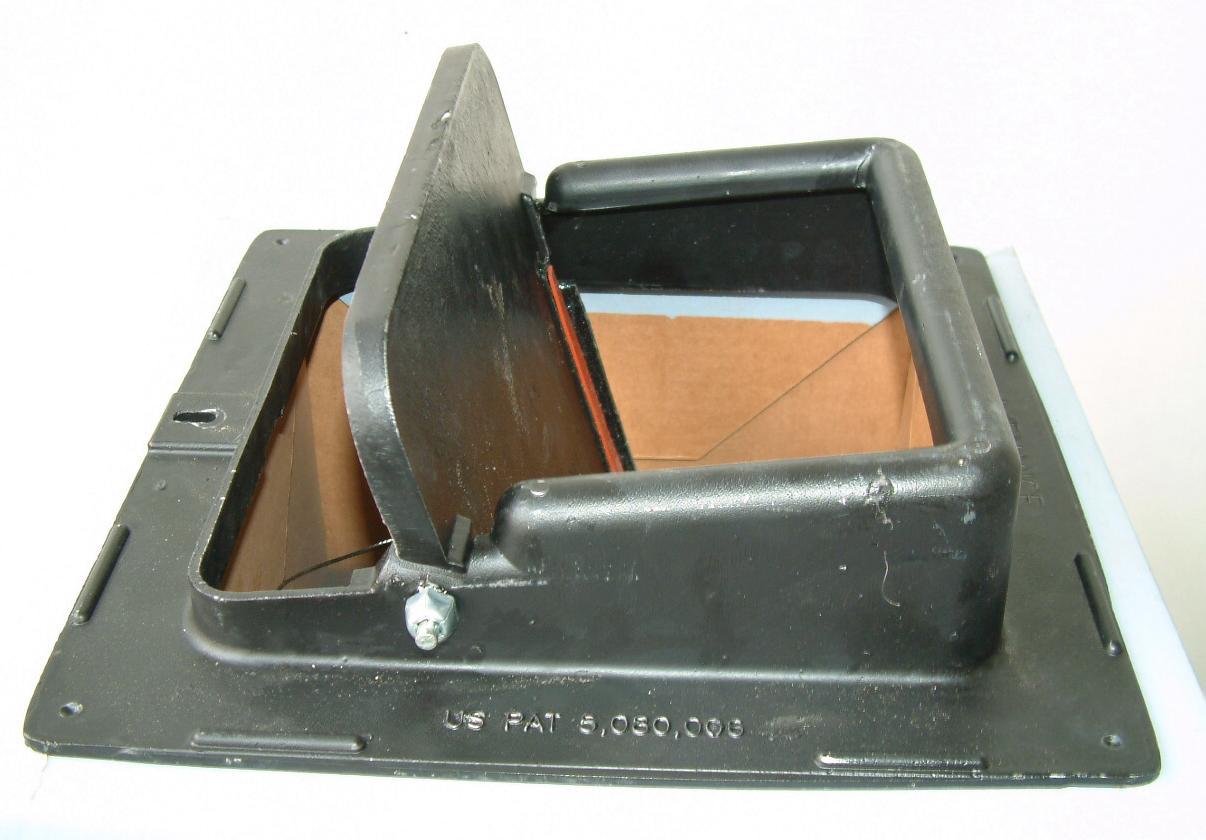 Lyemance Original Top Sealing Fireplace Damper
