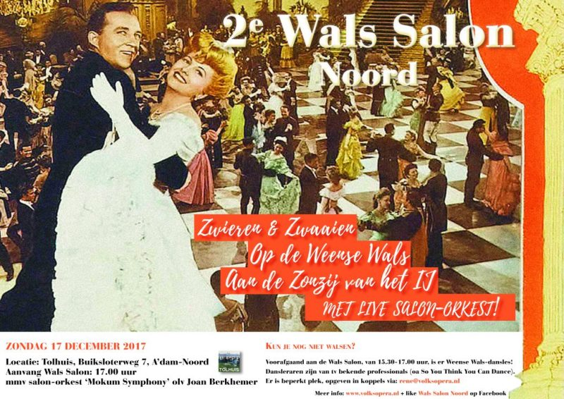 Wals Salon Noord 17 december 2017