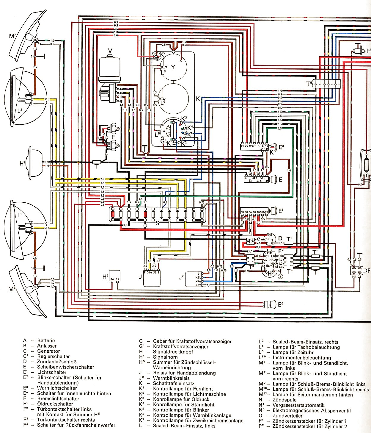 1969 vw beetle fuse diagram 1969 image wiring diagram 73 beetle wiring diagram picture schematic 73 auto wiring on 1969 vw beetle fuse diagram