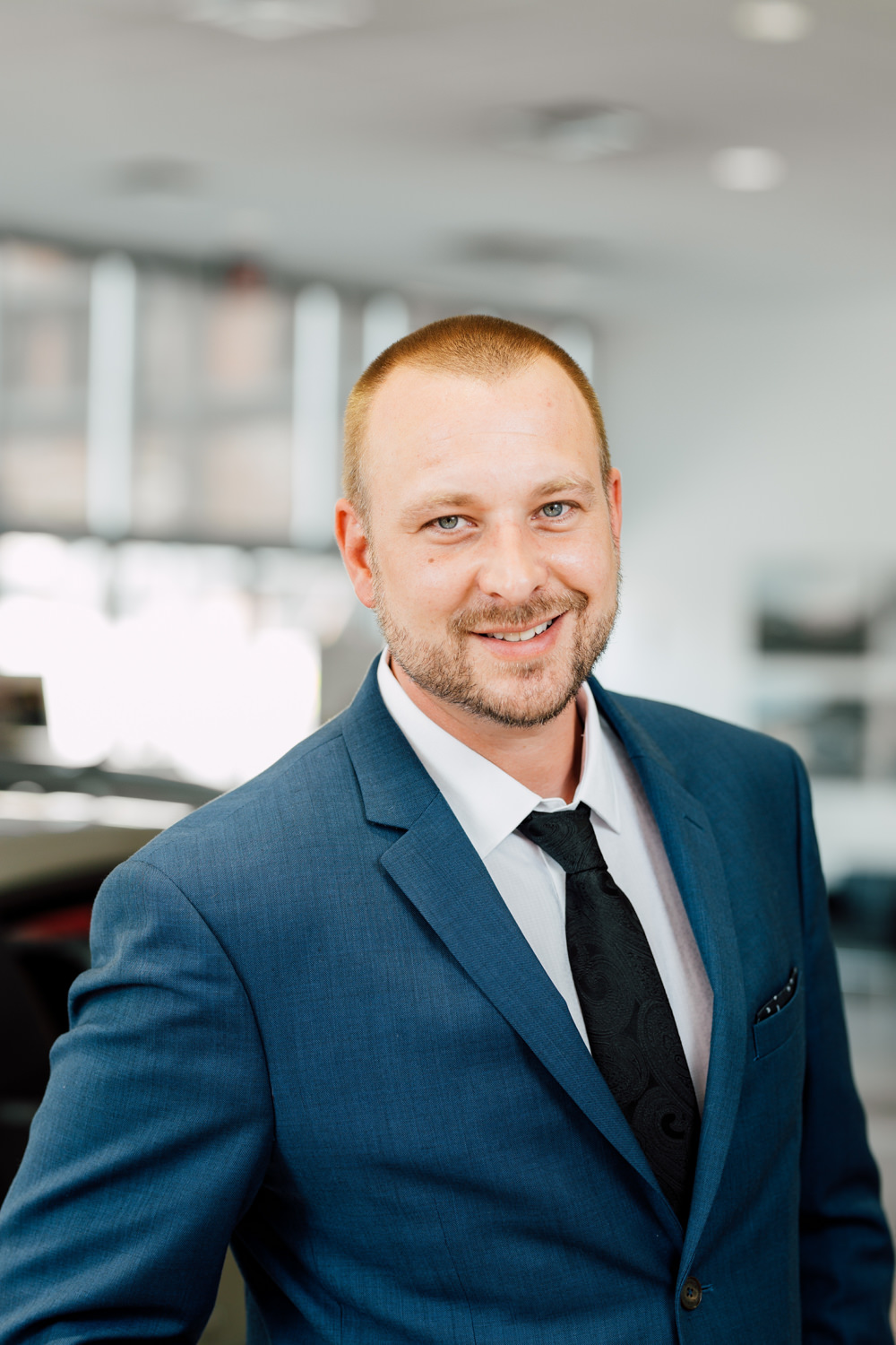 Jason Zommers - Service Manager