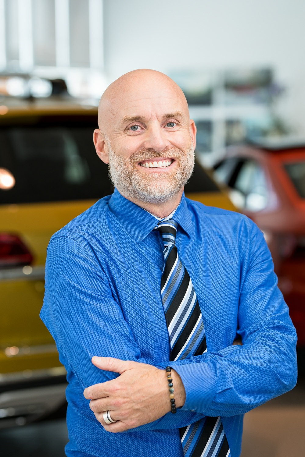 Mike Benford - Sales Manager