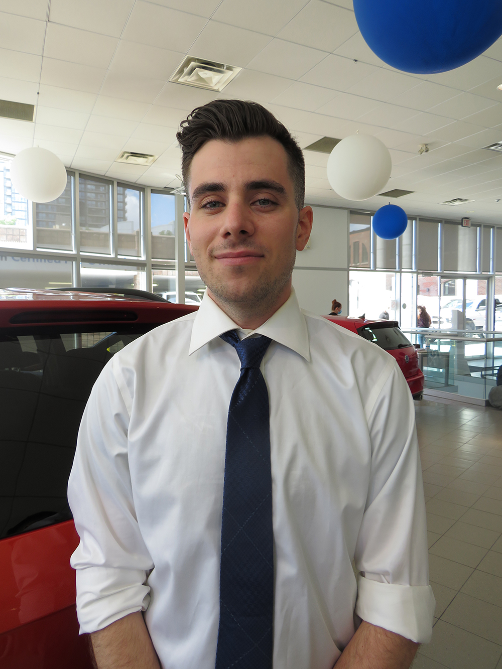 Justin Iserhoff - Service Consultant