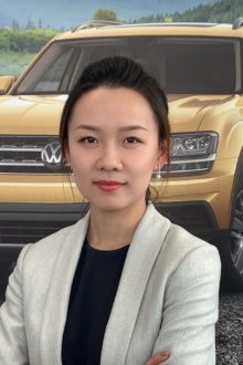 Jill Guo - Sales & Leasing Consultant