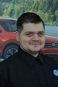 Nathan Stewart - Parts Consultant
