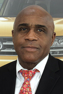 Audley Pierce - Sales & Leasing Consultant