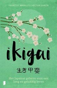 Ikigai - het Japanse geheim voor een lang en gelukkig leven - VolleMaanKalender