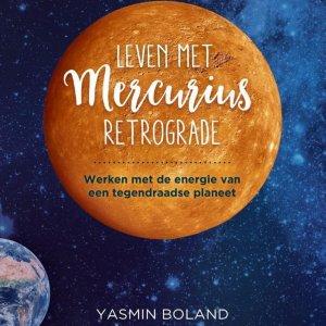 Leven met Mercurius Retrograde - boek - Volle Maan Kalender