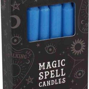 Magic Spell kaarsen blauw