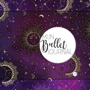 Mijn bullet journal Astrologie