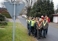 Fahrradprüfung Verkehrswacht Achtung