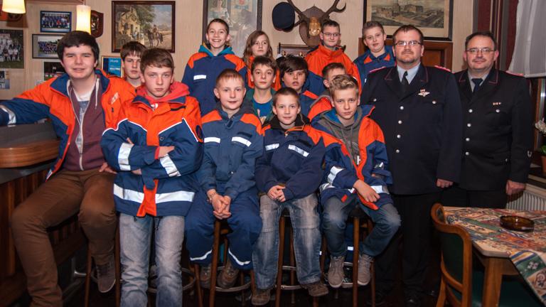 Jugend bleibt Aufgabe des Ortsbrandmeisters