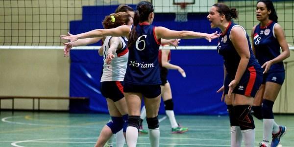 DF - Civitavecchia Volley - Andrea Doria Tivoli