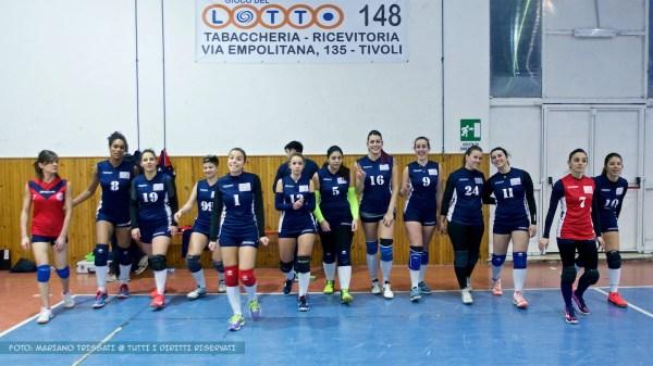 1DIVF - Andrea Doria Tivoli - Giro Volley