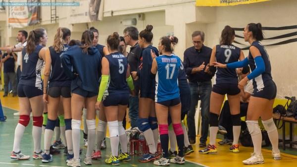 B2F - Andrea Doria Tivoli - Volleyrò Casal de Pazzi