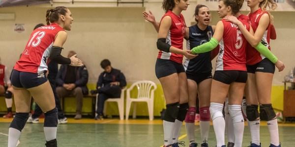 B2F - Andrea Doria Tivoli - Volley Ponte Felcino
