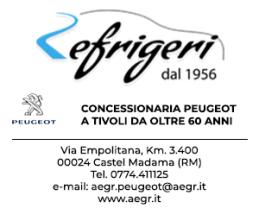 Concessionaria Peugeot Tivoli